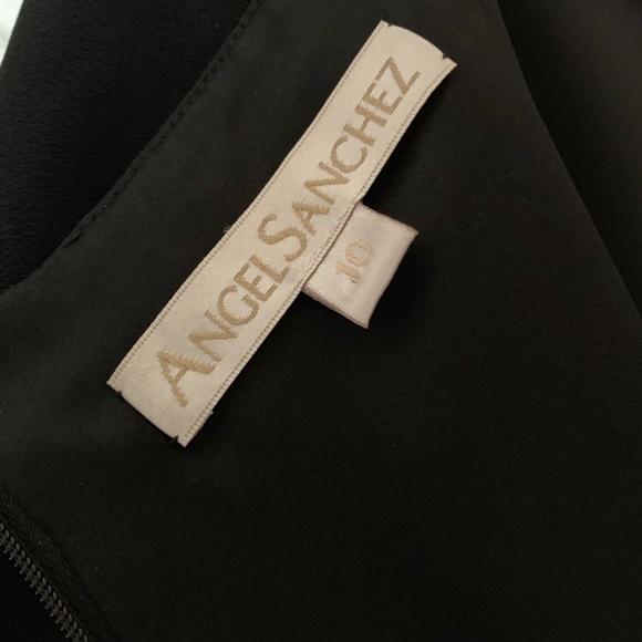 Angel Sanchez Dresses & Skirts - Angel Sanchez Long Black Evening Gown